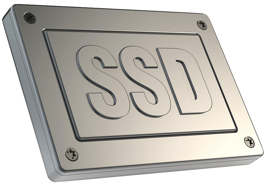 A solid state drive (SSD) is a viable and very fast alternative to mechanical hard drives